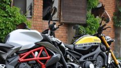 Confronto naked: MV Agusta Brutale 800 sfida Yamaha XSR900 - Immagine: 7