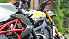 Confronto naked: MV Agusta Brutale 800 sfida Yamaha XSR900 - Immagine: 8