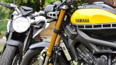 Confronto naked: MV Agusta Brutale 800 sfida Yamaha XSR900 - Immagine: 9