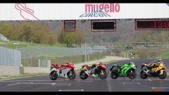 Immagine 7: Al Mugello con le 1000 Superbike 2011