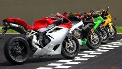Immagine 6: Al Mugello con le 1000 Superbike 2011