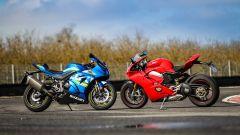 Confronto superbike: Ducati Panigale V4s vs Suzuki GSX-R1000R