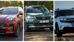 Kia Sportage, Skoda Karoq, Citroen C5 Aircross: quale scegliere? - Immagine: 1
