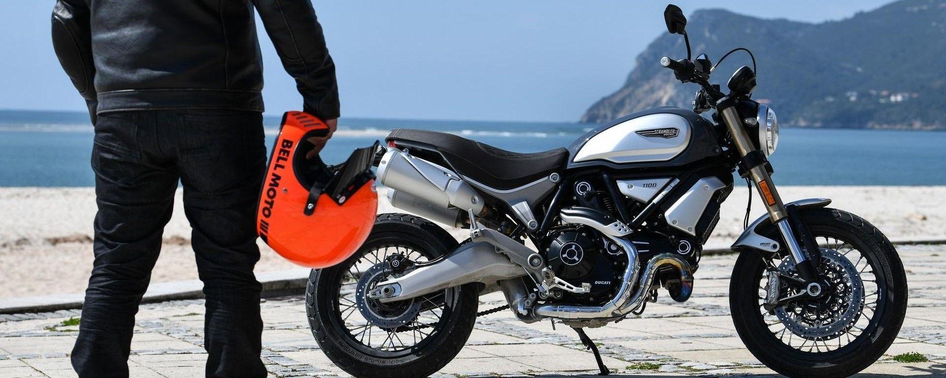 Consigli di guida: preparare moto e pilota al grande caldo