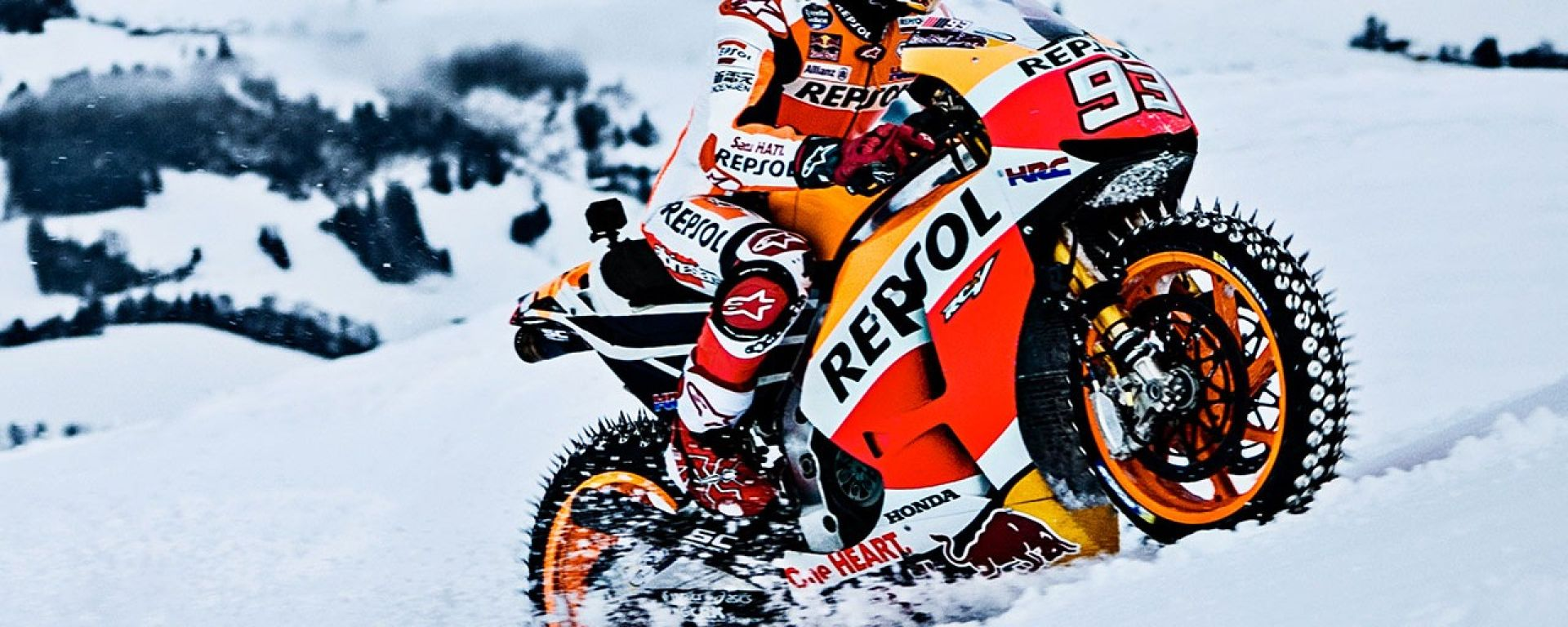 Consigli per l'inverno, come preparare la moto al letargo