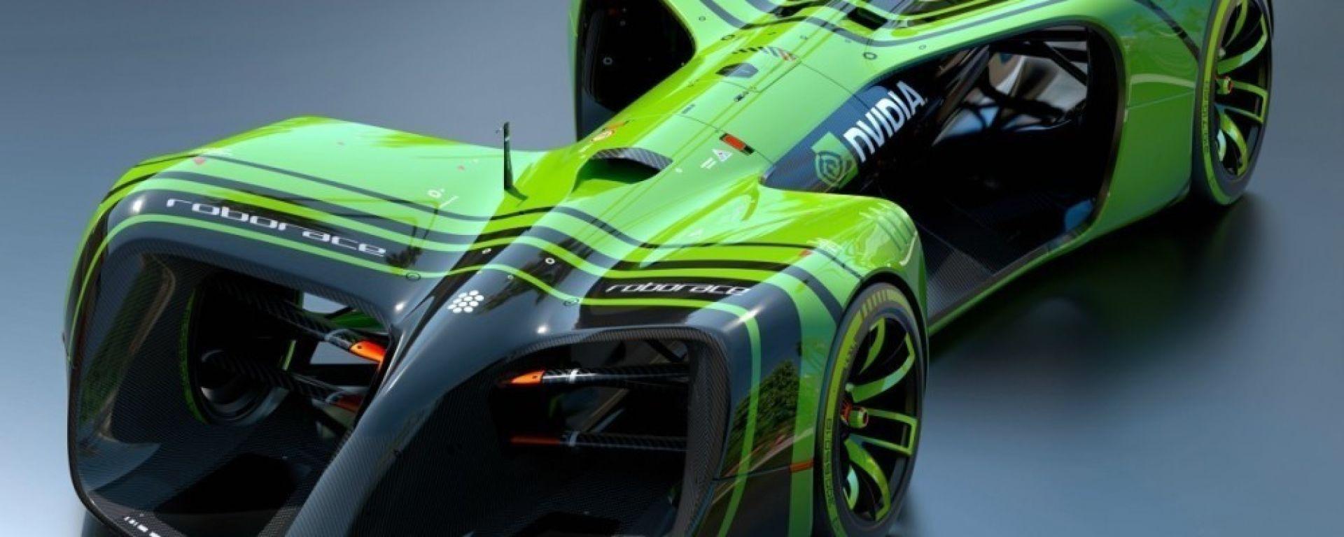 Continental e Nvidia insieme per la guida autonoma nel 2021