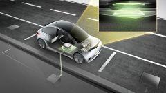 Continental: il sistema di ricarica wireless debutta a Francoforte - Immagine: 1