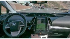 Arriva la guida autonoma aftermarket: il test su una Toyota Prius