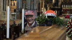 Copyright Ansa/Epa - Il funerale di Niki Lauda