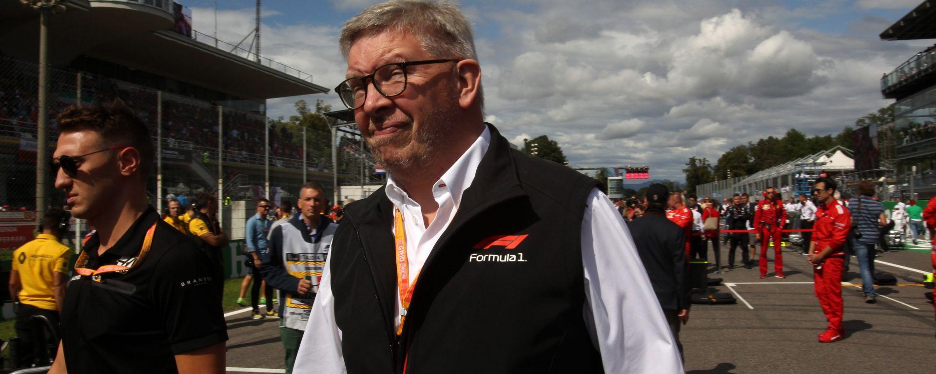 Coronavirus: la F1 cerca una nuova data per il GP Cina