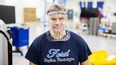 Dal mondo auto, non solo mascherine: la turbina salvavita Ford  - Immagine: 2