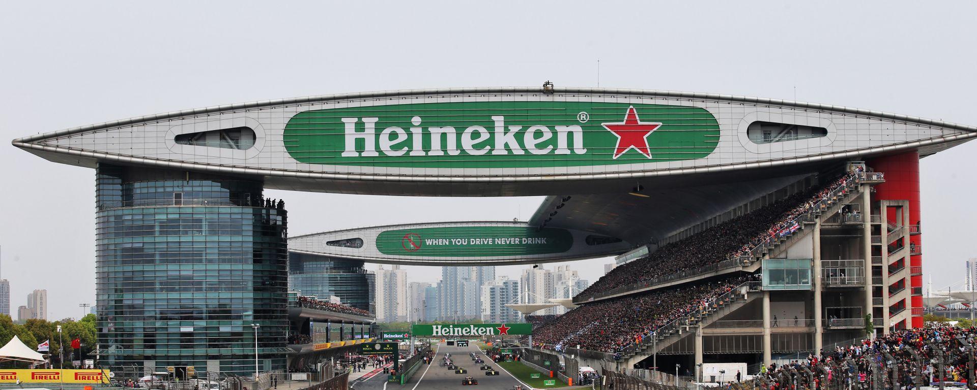 Ufficiale: GP Cina rinviato a data da destinarsi