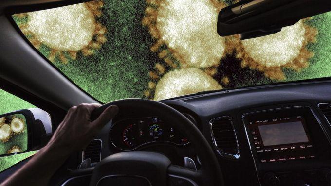 Coronavirus, l'auto è minacciata