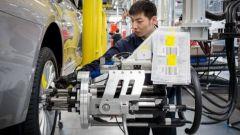 Coronavirus: economia, la produzione auto in Cina riparte