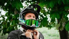 Corso Ducati DRE Enduro: casco Nolan N53, maschera Scott Tyrant e Gaaas!
