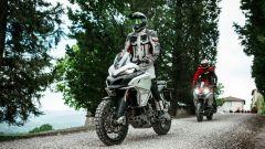 Corso Ducati DRE Enduro: in offroad si guida quasi sempre in piedi