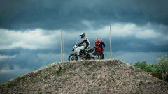 Corso Ducati DRE Enduro: sul dosso per imparare come spostare il proprio peso