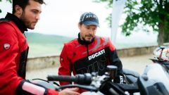 Corso Ducati DRE Enduro: tra gli ospiti VIP... Stefano Accorsi