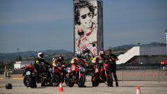 Corso guida DRE Ducati Riding Experience Precision, all'Autodromo Nazionale di Imola