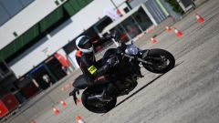 Corso guida Ducati Riding Experience Precision