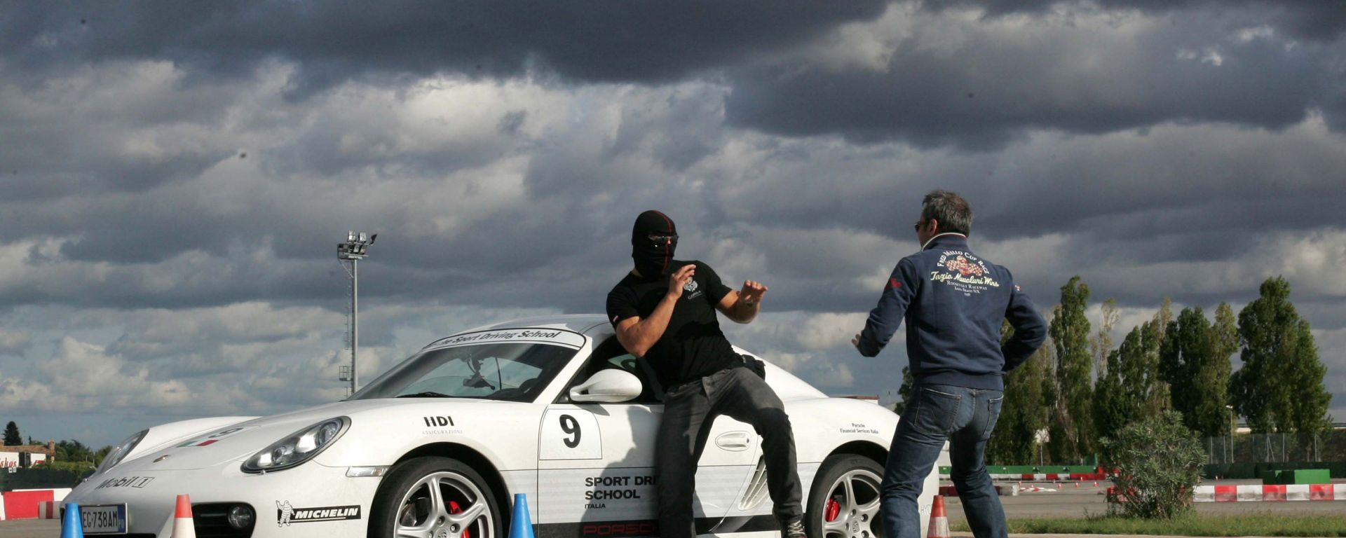 Corso Porsche Protezione Personale