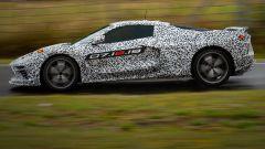 Corvette C8 2020, tutto pronto per la world premiere