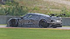 Corvette C8: ecco le nuove foto spy dal Nurburgring (video) - Immagine: 7