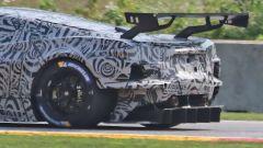 Corvette C8: ecco le nuove foto spy dal Nurburgring (video) - Immagine: 8