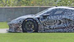Corvette C8: ecco le nuove foto spy dal Nurburgring (video) - Immagine: 9