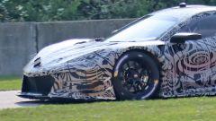 Corvette C8: ecco le nuove foto spy dal Nurburgring (video) - Immagine: 11