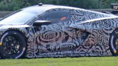 Corvette C8: ecco le nuove foto spy dal Nurburgring (video) - Immagine: 12