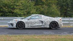 Corvette C8: ecco le nuove foto spy dal Nurburgring (video) - Immagine: 17