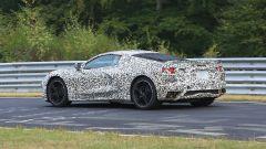 Corvette C8: ecco le nuove foto spy dal Nurburgring (video) - Immagine: 19