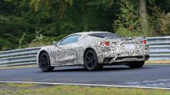 Corvette C8: ecco le nuove foto spy dal Nurburgring (video) - Immagine: 20