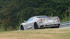 Corvette C8: ecco le nuove foto spy dal Nurburgring (video) - Immagine: 22