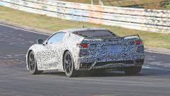 Corvette C8: ecco le nuove foto spy dal Nurburgring (video) - Immagine: 30