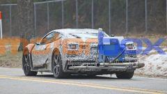 Corvette C8 PHEV: dettaglio posteriore