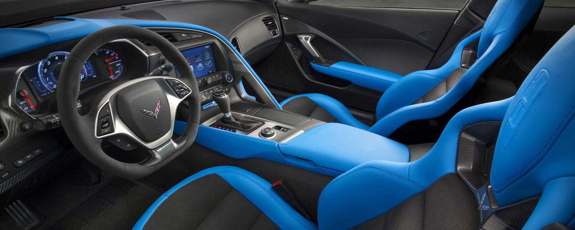 Corvette Grand Sport 2017