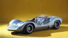 Corvette GS IIB del 1964: vista 3/4 anteriore del prototipo