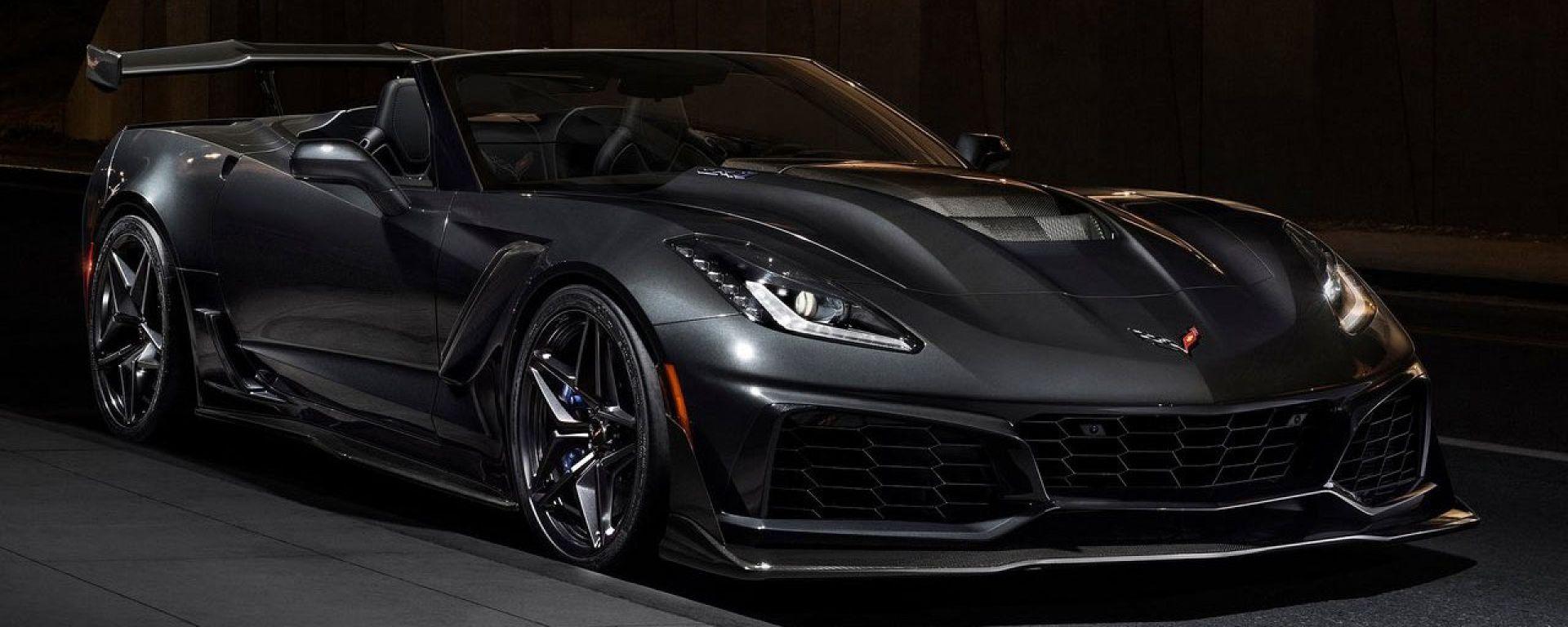 Corvette ZR1 Convertible 2019