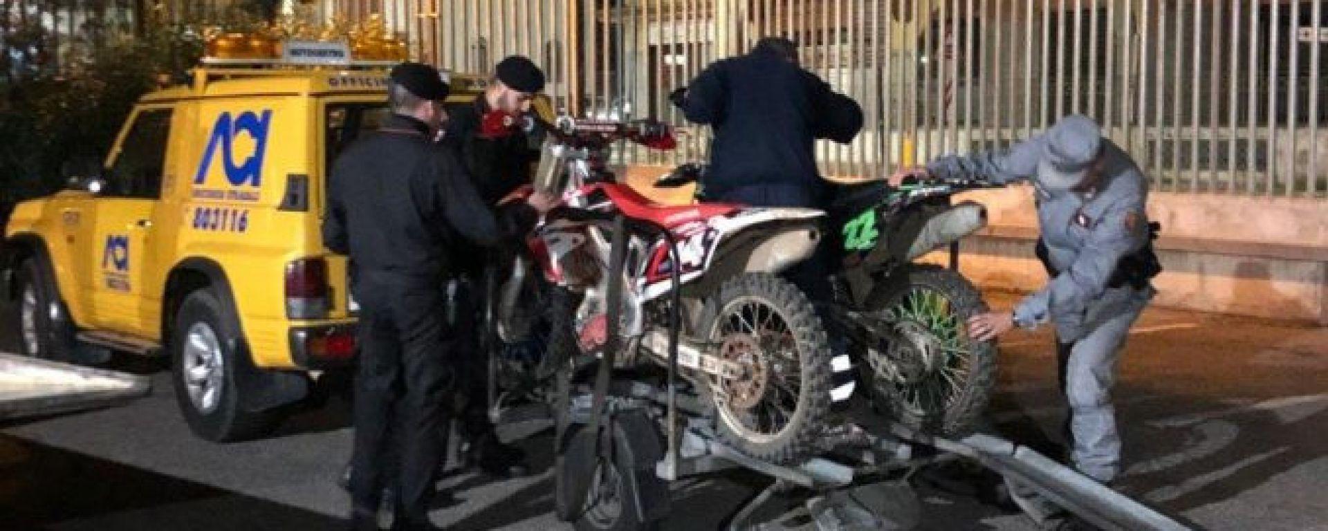 Guerra al rumore: moto di serie fuorilegge in Tirolo. I paesi a rischio