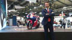 Costantino Paolacci, Responsabile Comunicazione Honda Moto