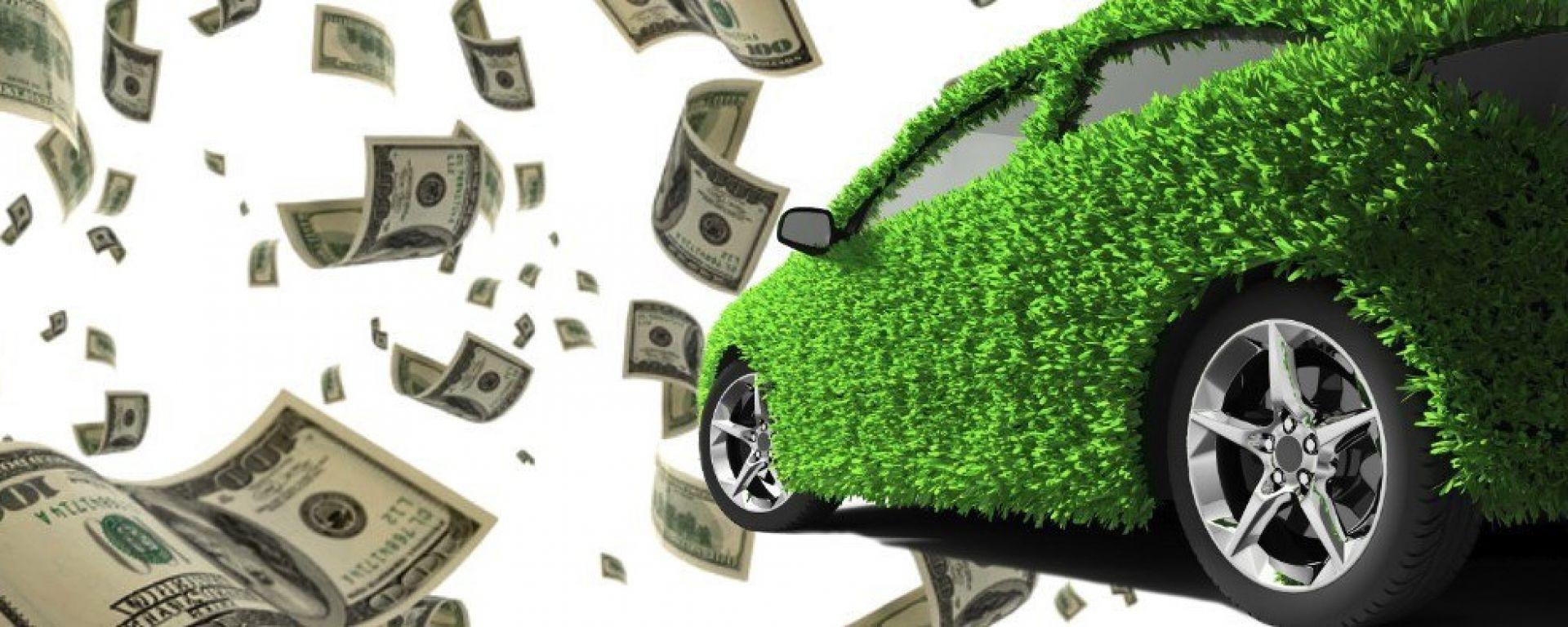 EV al prezzo di benzina e Diesel dal 2026? No, il contrario