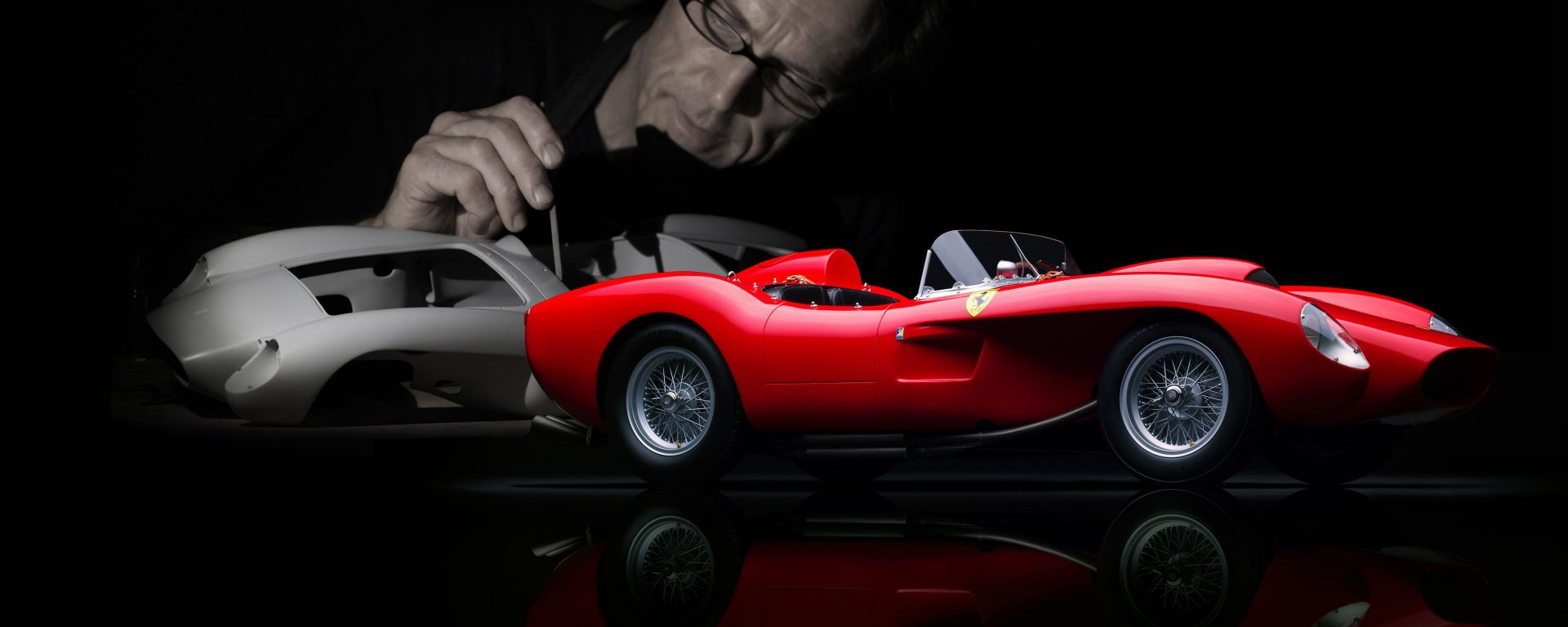 Costruzione di Ferrari F250 TR