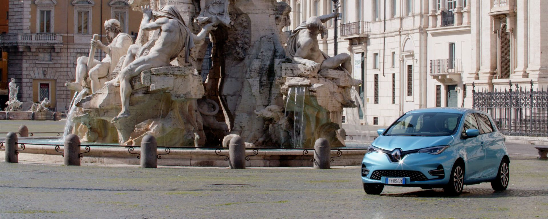 Renault Zoe The Sound Of Change: un mondo nuovo in video