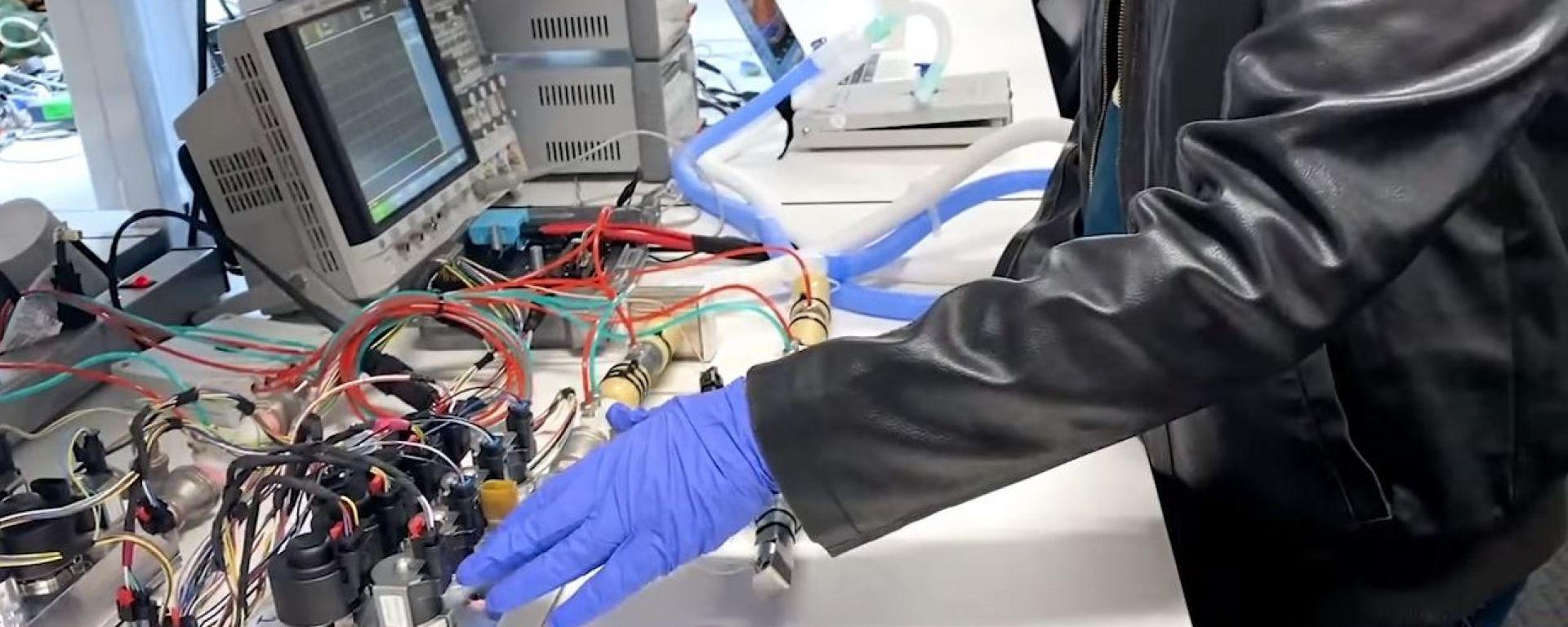 Emergenza coronavirus: ecco come Tesla costruisce ventilatori