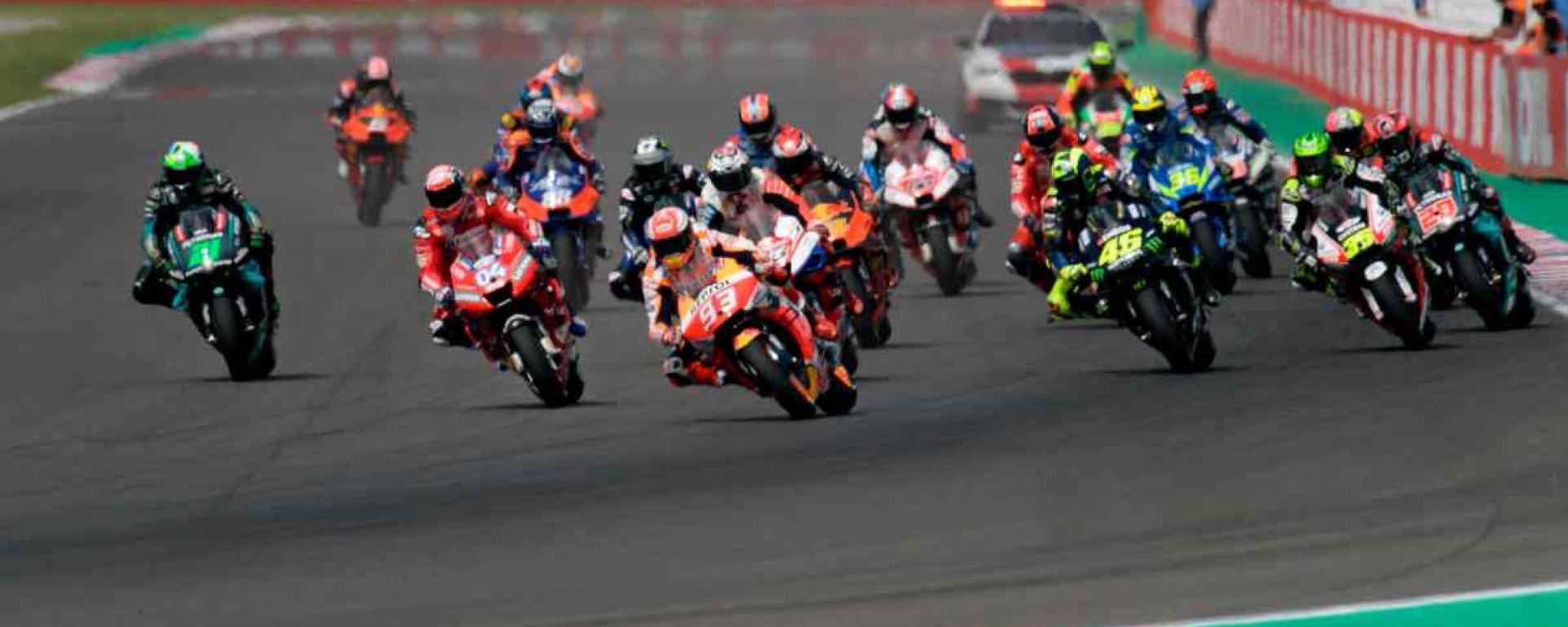 MotoGP, il Coronavirus sposta anche l'Argentina