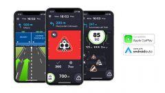 Coyote, la app di navigazione arriva su Android Auto