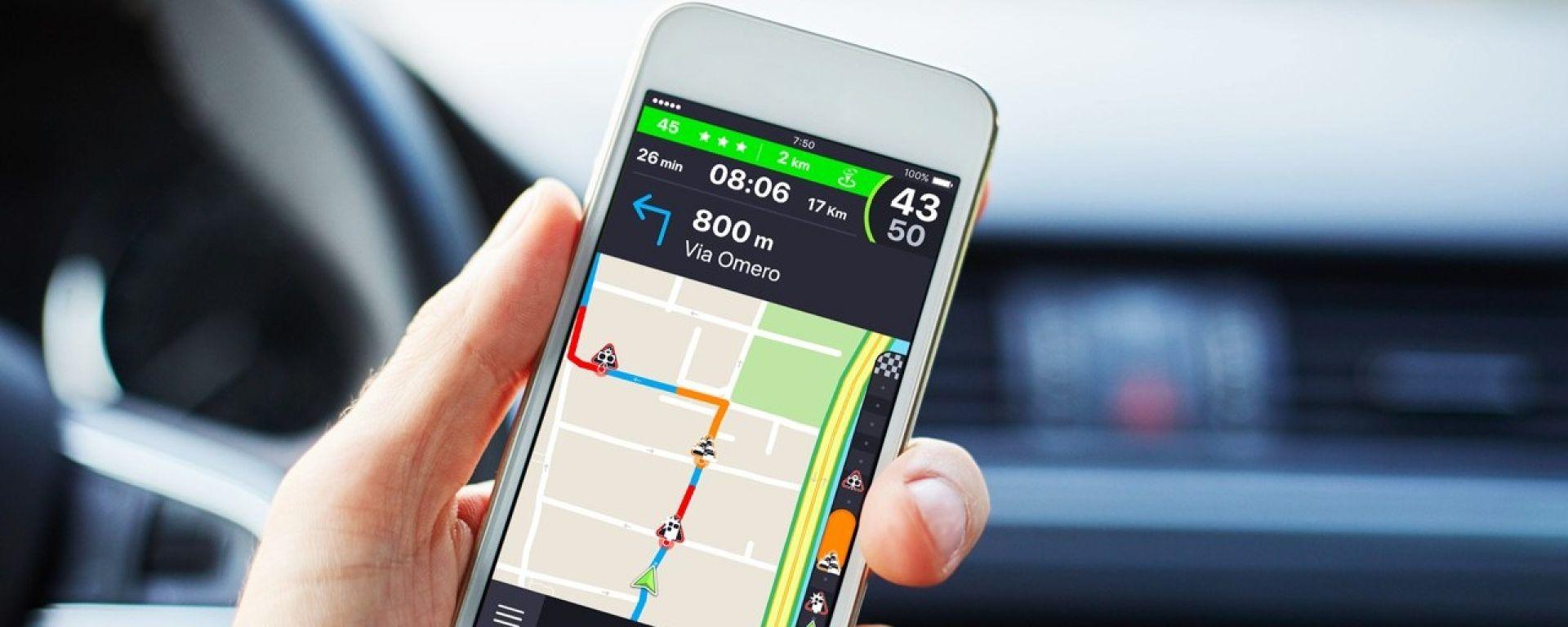 Coyote: aggiornata l'App di navigazione e segnalazione del traffico
