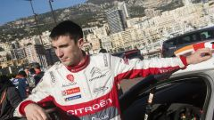Craig Breen - Citroen Racing